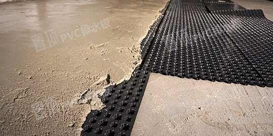 排水板施工工艺
