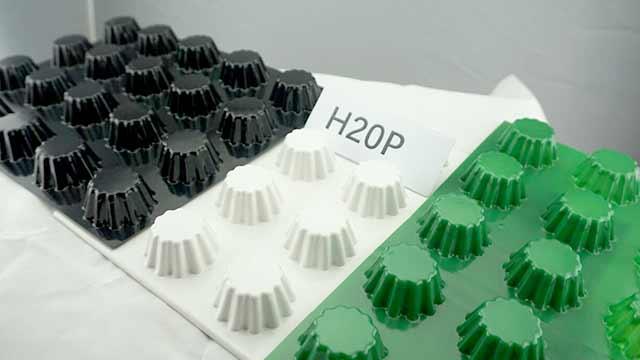 PVC排水板是什么?有什么作用?