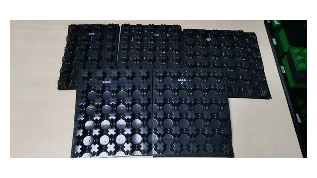 蓄排水板是什么材质的,抗压强度好不好?