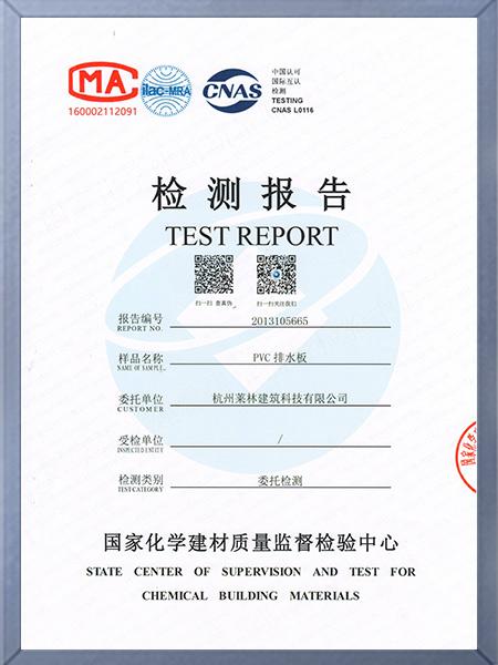 检测报告1